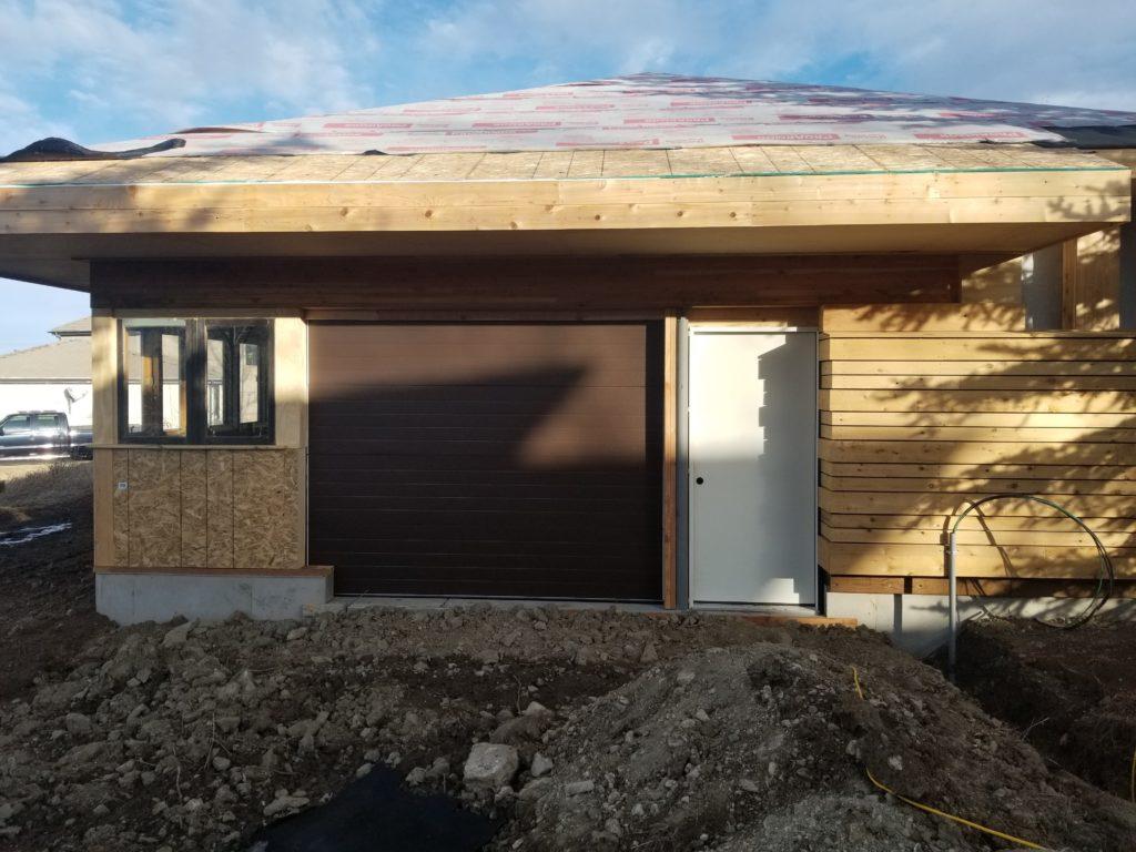 Triple Garage Door Project, Boulder, CO