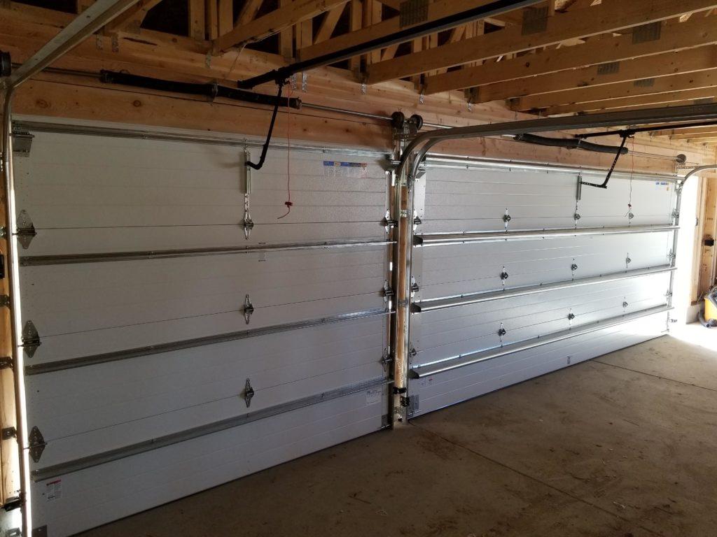 Garage Door Installation with WiFi supported Lyftmaster Opener