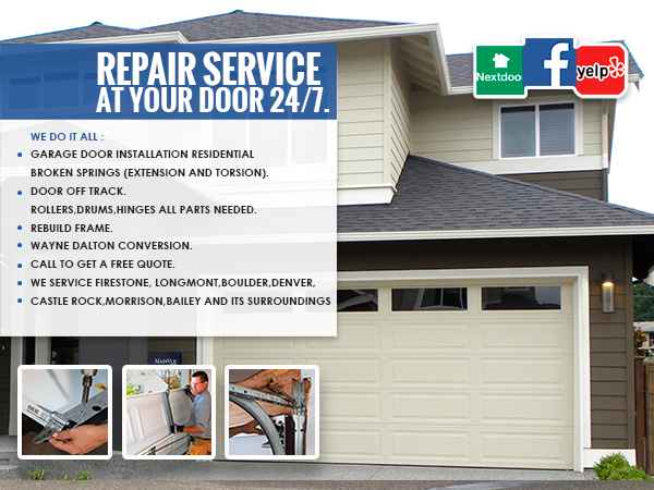 Garage Door Co. Services List