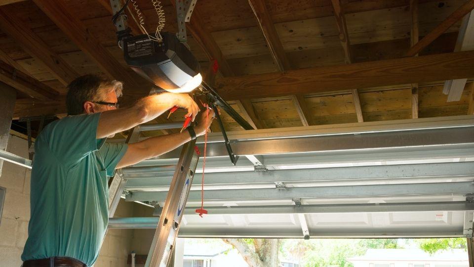 24 hour emergency garage door repair near me